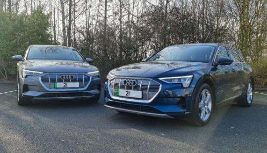 Audi e-Tron joins our car leasing fleet