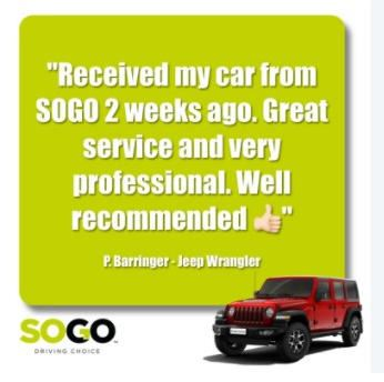 We love a happy customer!