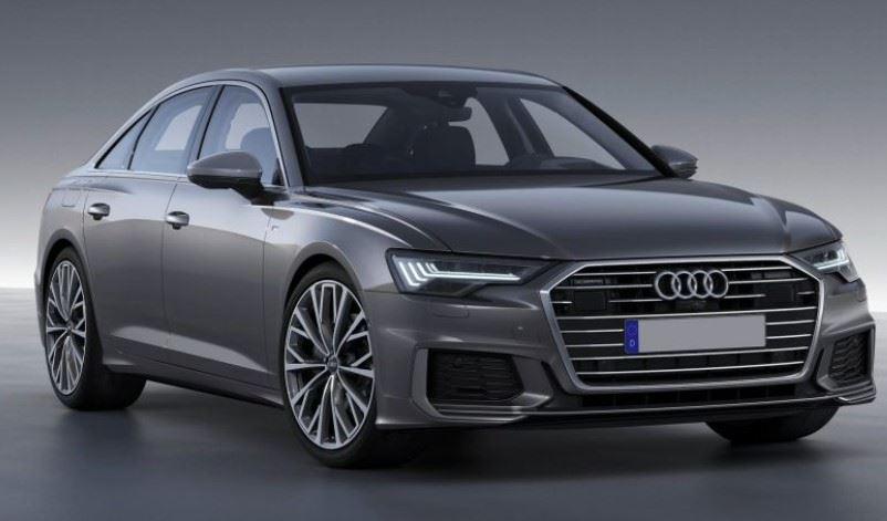 Audi A6 - Unleash your inner Iron Man