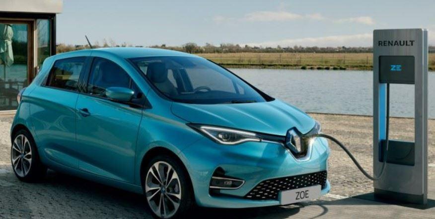 Renault Zoe - Planet friendly credentials