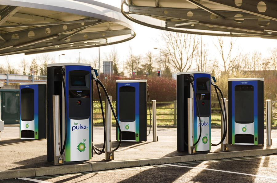 Oil giants BP and Shell are investing heavily in electric car infrastructure