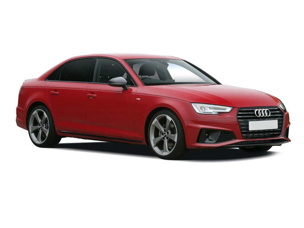 AUDI A4 DIESEL SALOON 35 TDI S Line 4dr S Tronic image