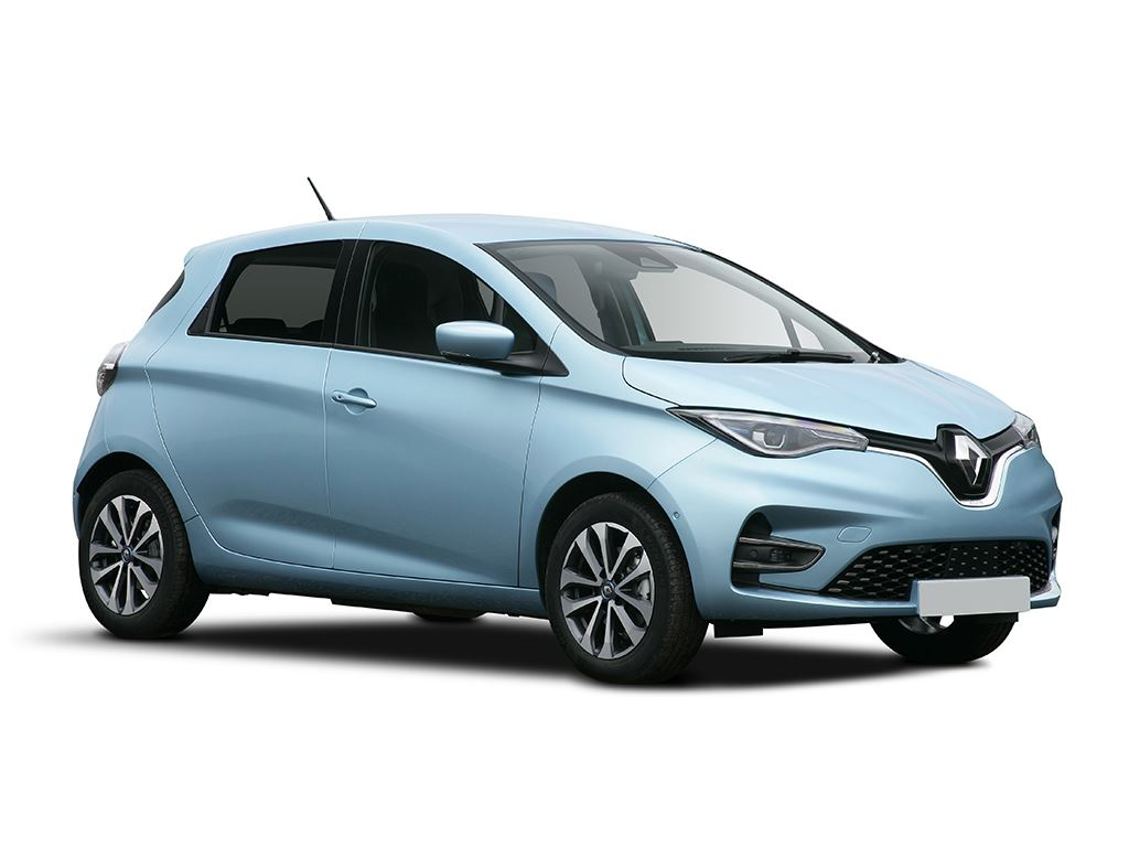 RENAULT ZOE HATCHBACK 100kW i GT Line R135 50KWh Rapid Charge 5dr Auto image