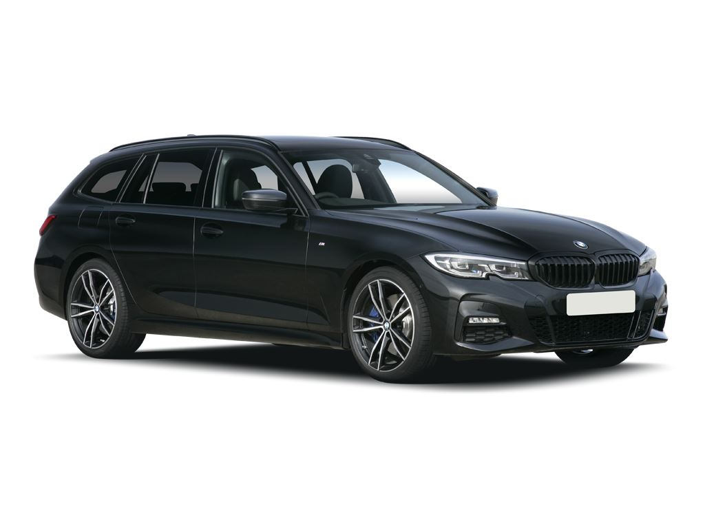 BMW 3 SERIES DIESEL TOURING 320d xDrive MHT M Sport 5dr Step Auto image