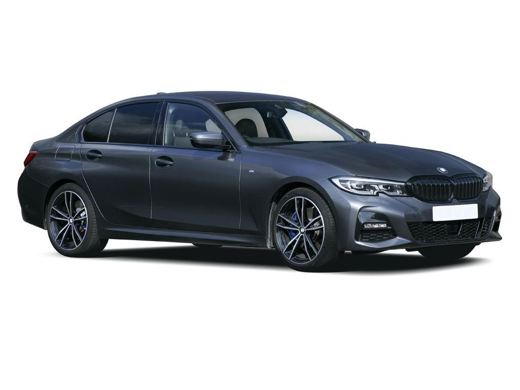 BMW 3 SERIES SALOON 330e M Sport 4dr Step Auto image