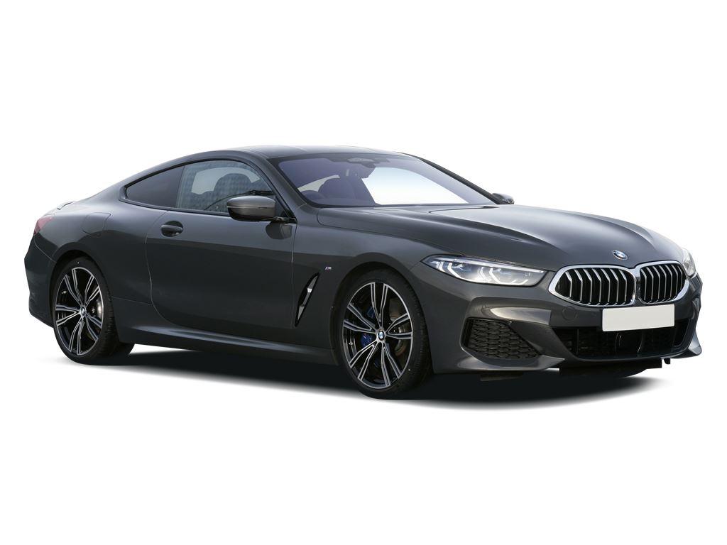 BMW 8 SERIES DIESEL COUPE (2018) 840d xDrive 2dr Auto image