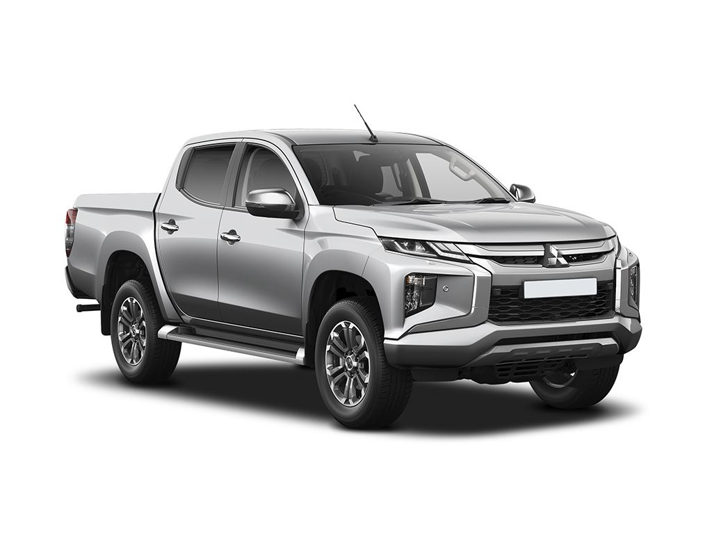 MITSUBISHI L200 DIESEL Double Cab DI-D 150 Warrior 4WD (Leather) image