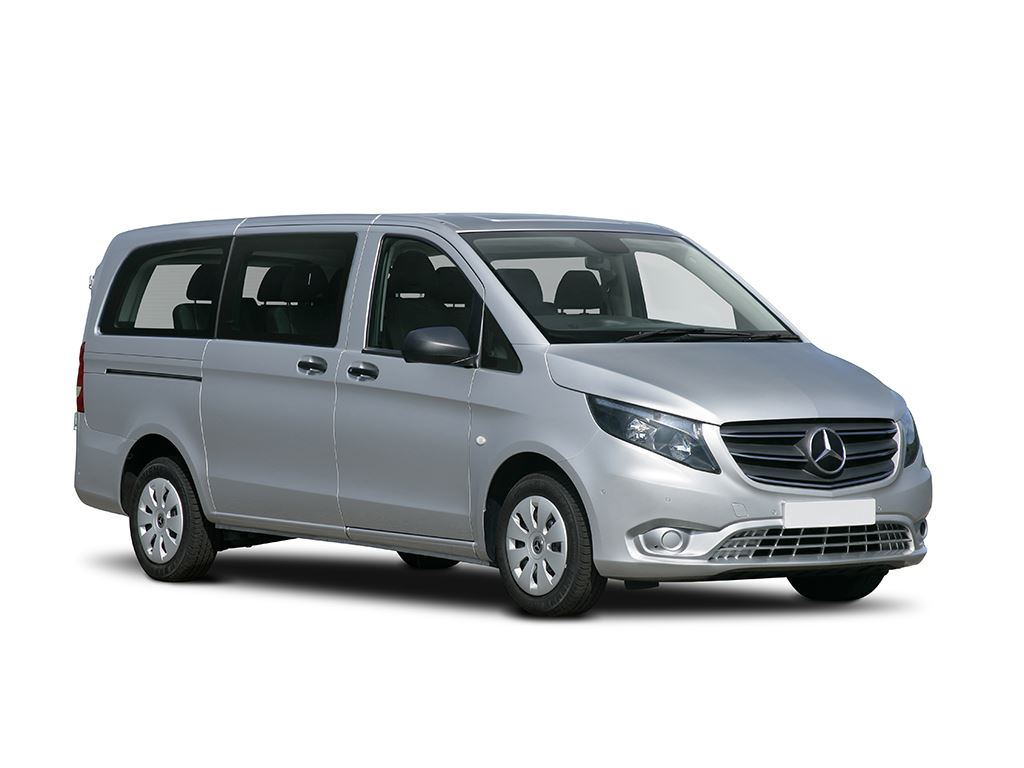 MERCEDES-BENZ VITO TOURER L2 DIESEL RWD 116 CDI Select 9-Seater 9G-Tronic image