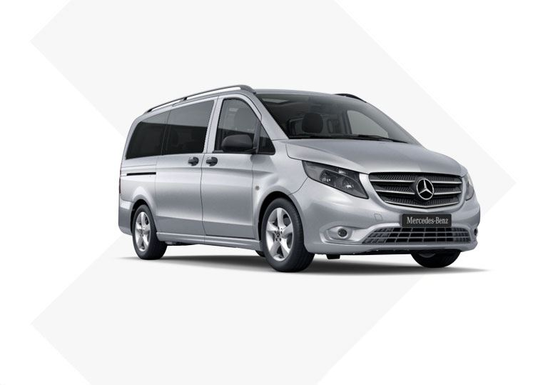 MERCEDES-BENZ VITO TOURER L3 DIESEL RWD 116 CDI Select 9-Seater 9G-Tronic image