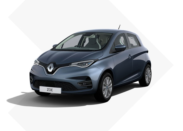Renault Zoe R135 Z.E 50 Rapid charge Iconic image